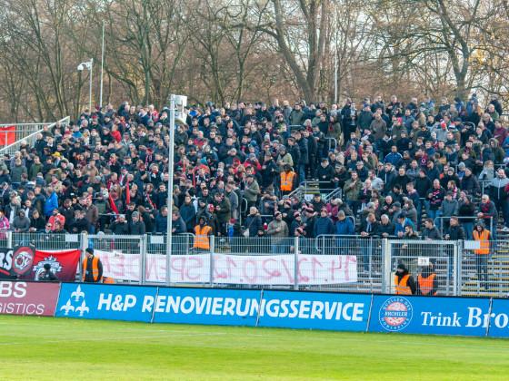 FC Viktoria Köln vs. 1.FC Kaiserslautern