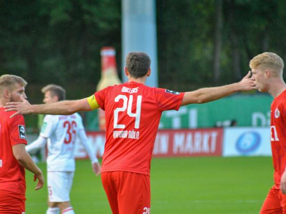 FC Viktoria Köln vs. 1. FC Köln