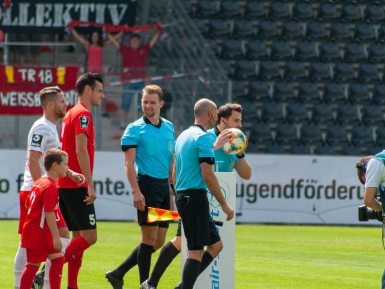 SG Sonnenhof Großaspach vs. Viktoria Köln